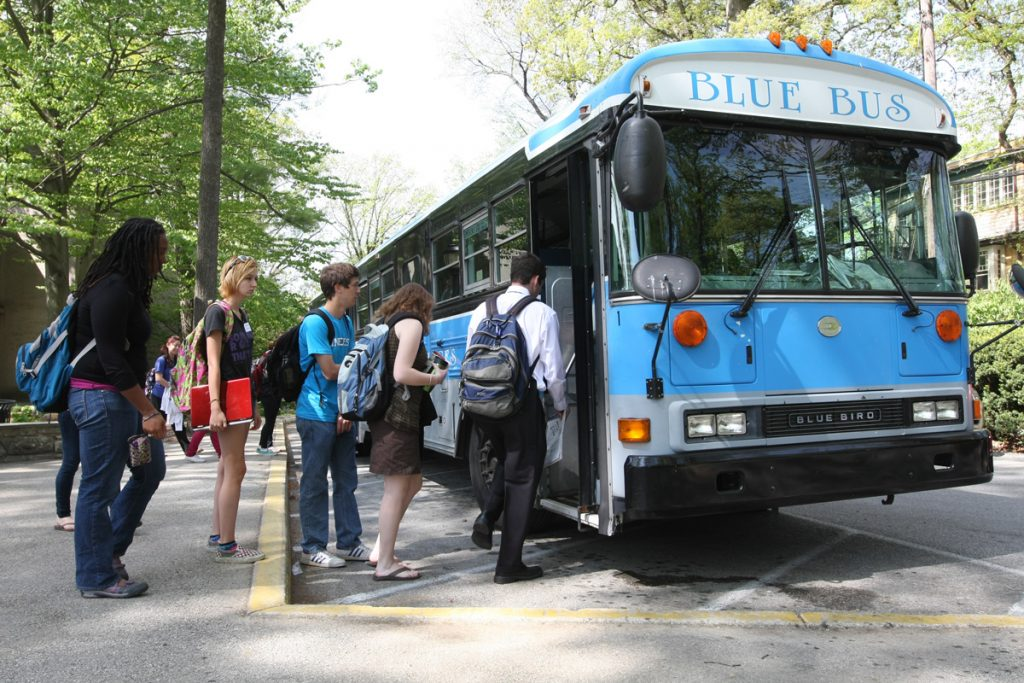 the-blue-bus-now